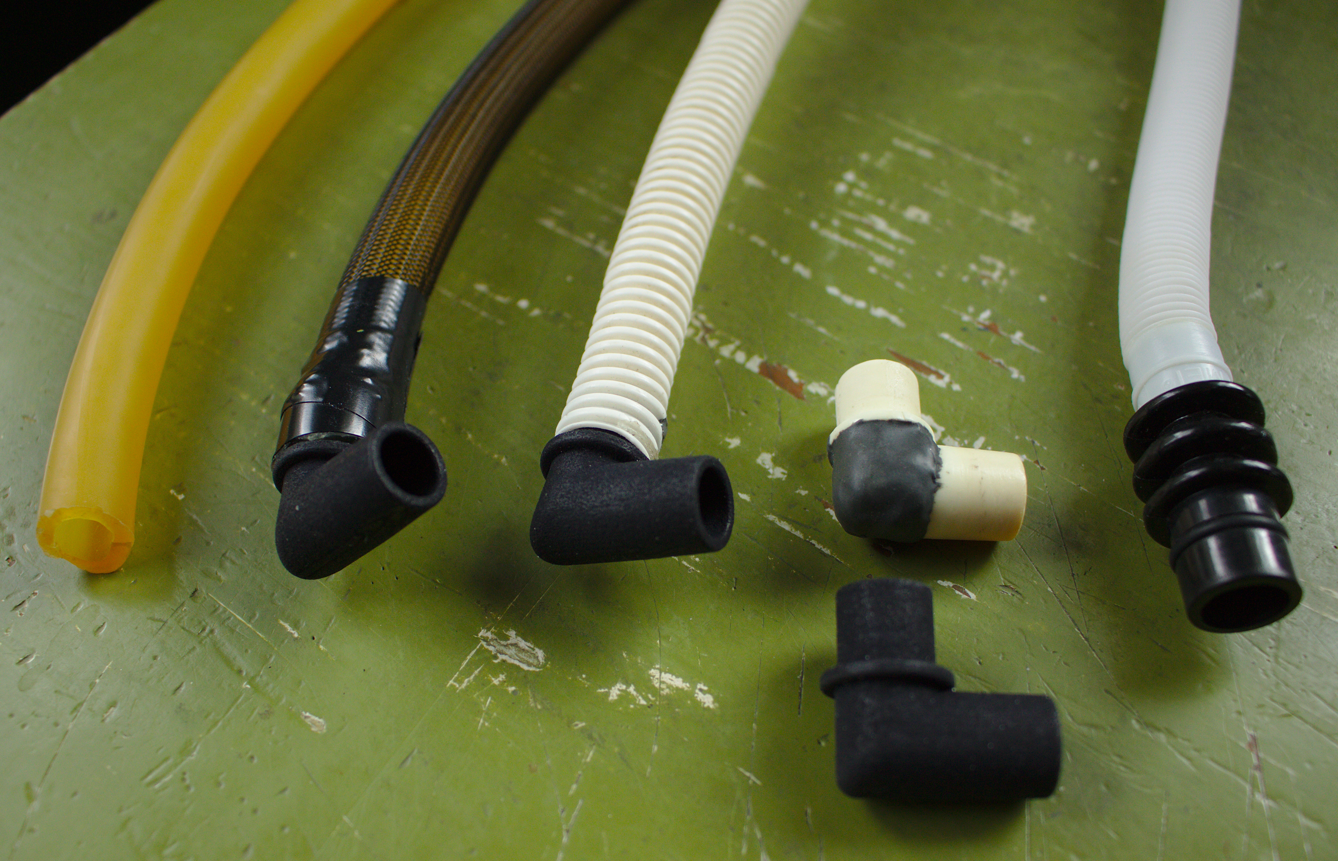 melodica tubes